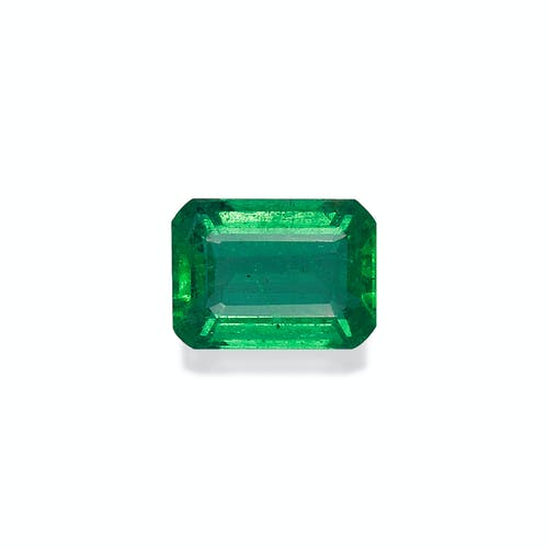 PG0001-24 : 0.95ct Green Emerald – 7x5mm