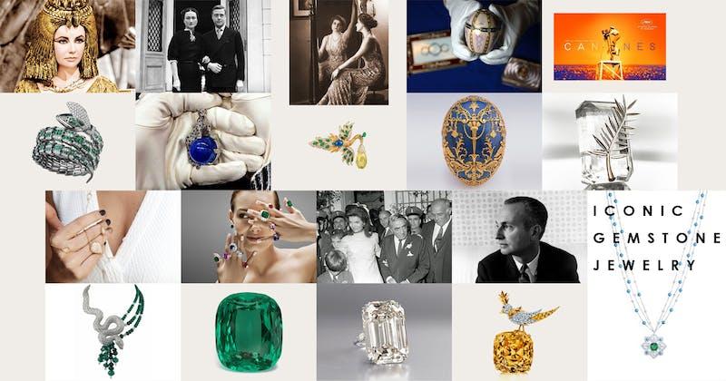 famous gemstone jewelry - POWER HOUSE
