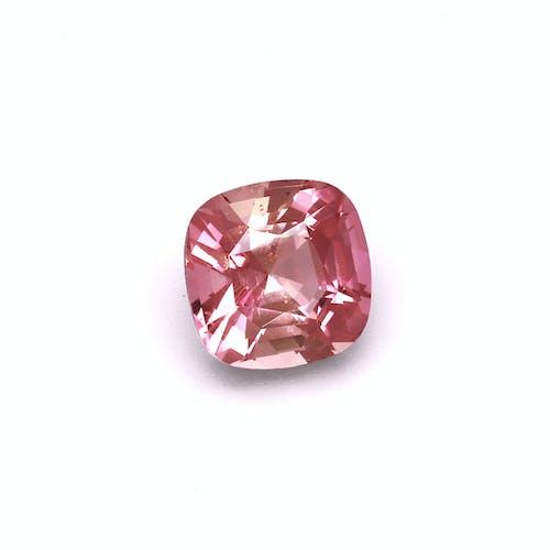 PT0273 : 7.94ct Pink Tourmaline Back Image