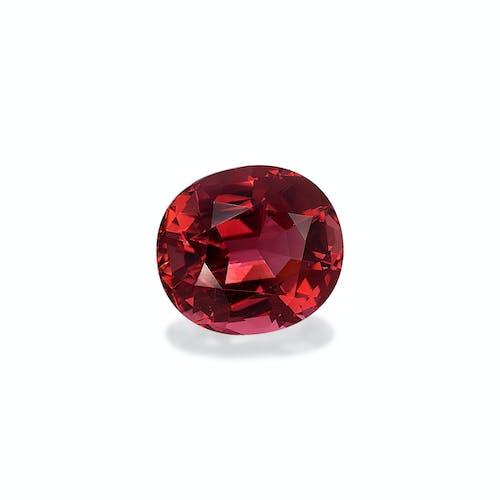 PT0482 : 12.48ct Rosewood Pink Tourmaline – 15x13mm