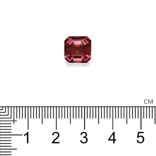 PT0508 : 4.21ct Rosewood Pink Tourmaline – 9mm