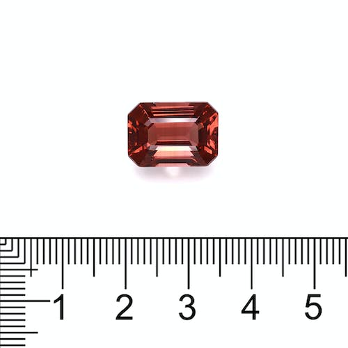 PT0540 : 11.29ct Pink Tourmaline Scale Image