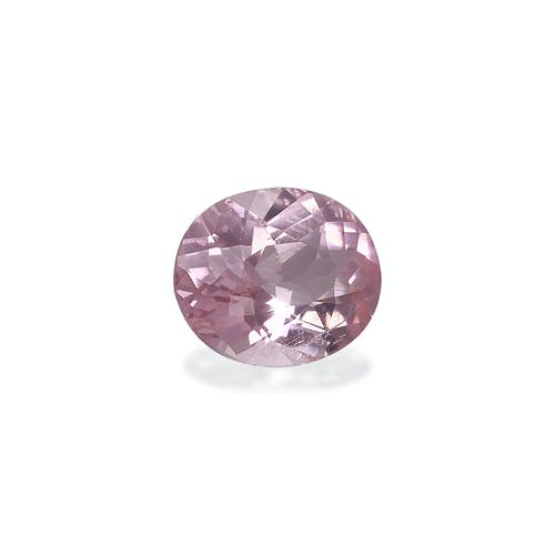 PT0575 : 5.81ct Cotton Pink Tourmaline – 13x11mm