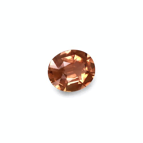PT0609 : 6.68ct Marigold Orange Tourmaline – 14x12mm