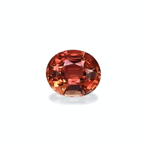 PT0629 : 9.24ct Ginger Orange Tourmaline – 14x12mm