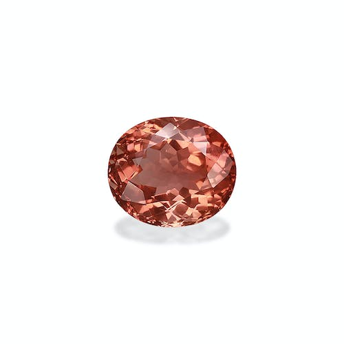 PT0663 : 9.68ct Ginger Orange Tourmaline – 14x12mm