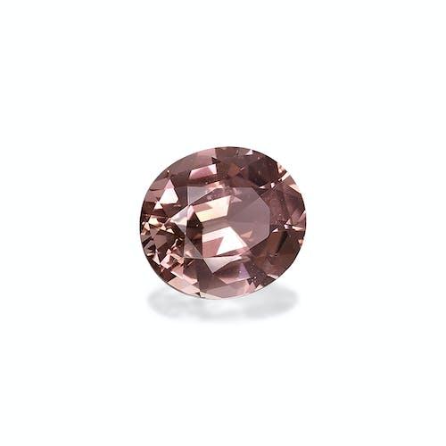 PT0748 : 10.17ct Peach Pink Tourmaline – 15x13mm