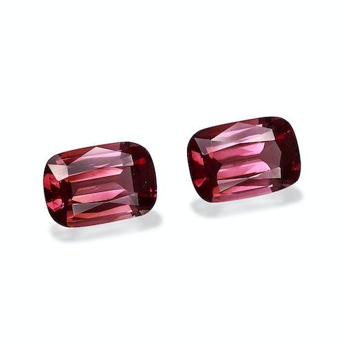 PT0761 : 7.60ct Rosewood Pink Tourmaline – Pair