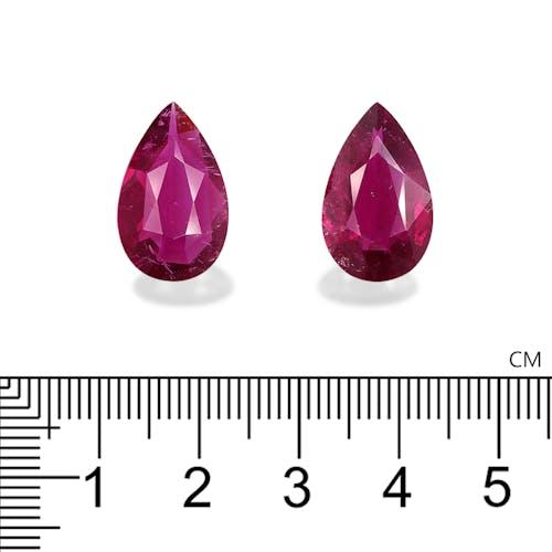 RL0256 : 13.28ct Rubelite Scale Image