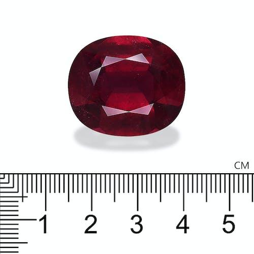RL0344 : 42.17ct Cherry Red Rubelite
