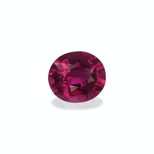 RL0664 : 12.10ct Vivid Red Rubelite – 16x14mm