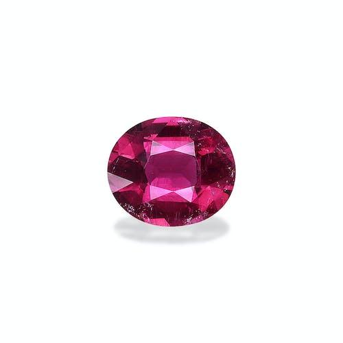 RL0727 : 6.99ct Magenta Purple Rubelite – 14x12mm