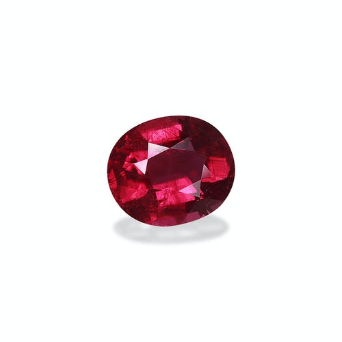 RL0729 : 6.24ct Rose Red Rubelite – 13x11mm