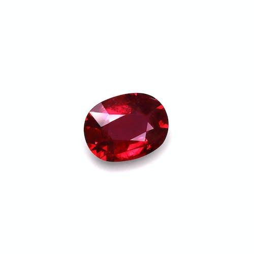 RL0945 : 10.01ct Rubelite Back Image