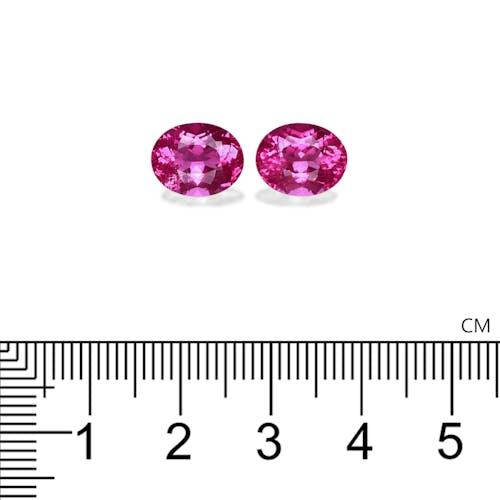 RL0967 : 6.16ct  Rubelite – 10x8mm