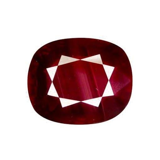 SA44-35 : 6.08ct Ruby