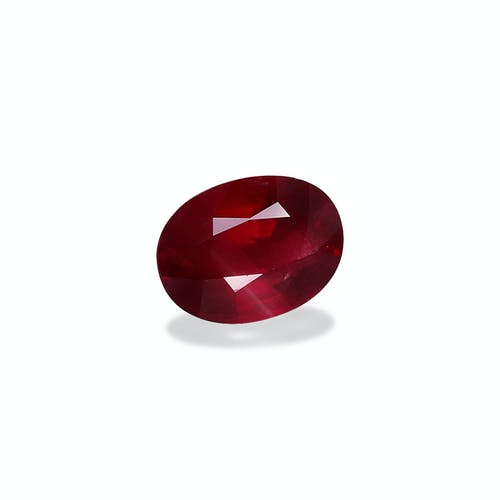 SB31402-04 : 2.01ct Pigeons Blood Unheated Mozambique Ruby – 8x6mm