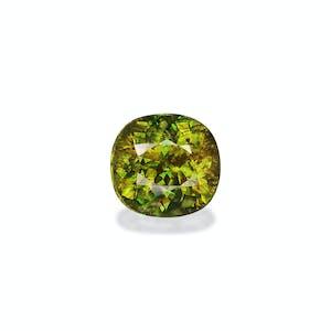 SH0308 : 12.77ct Olive Green Sphene – 13mm