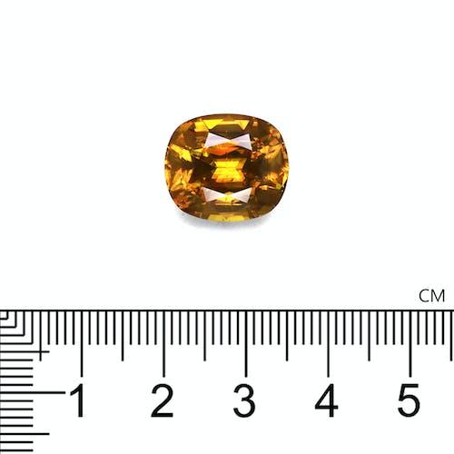SH0334 : 13.69ct Corn Yellow Sphene – 15x13mm