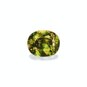 SH0467 : 4.40ct Lime Green Sphene – 12x10mm