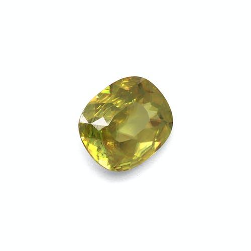 SH0493 1.jpg?auto=format&ixlib=php 3.3 - 5.25ct Pistachio Green Sphene stone 13x11mm