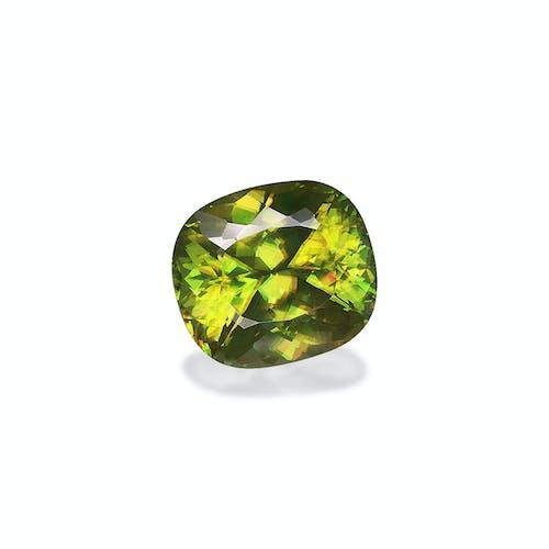 SH0507 : 7.31ct Green Sphene – 12x10mm