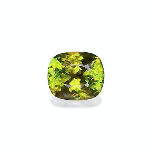 SH0511 : 8.55ct Green Sphene – 13x11mm