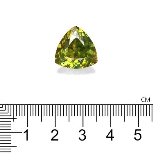 SH0512 : 11.19ct Green Sphene – 15mm