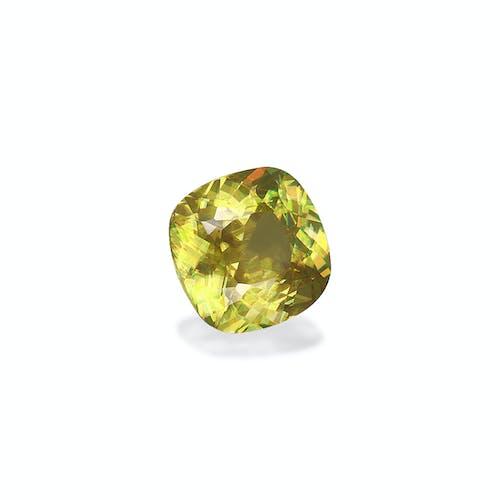 SH0552 : 3.80ct Yellow Sphene – 9mm