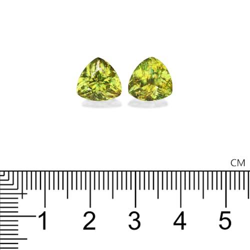 SH0670 : 8.71ct  Sphene – 10mm Pair
