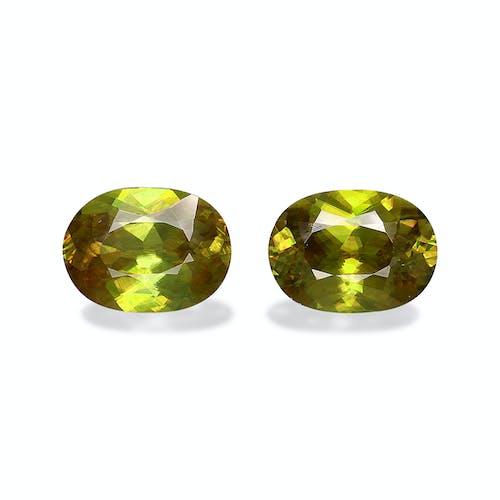 SH0677 : 6.47ct  Sphene – Pair