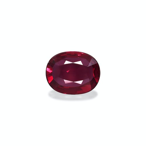 SL02-02 : 2.22ct Unheated Mozambique Ruby – 10x8mm