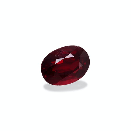 SL05-11 : 2.00ct Pigeons Blood Unheated Mozambique Ruby – 8x6mm