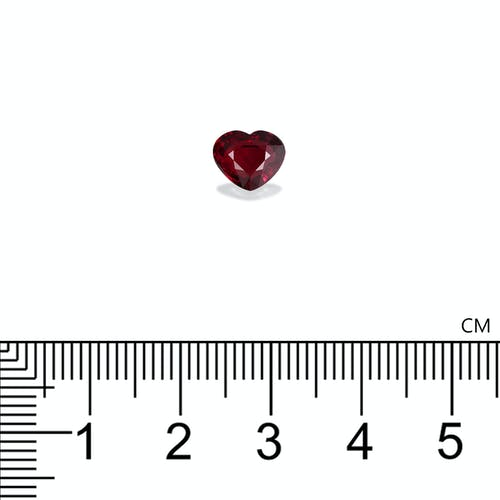 SL05-19 : 2.04ct Pigeons Blood Unheated Mozambique Ruby