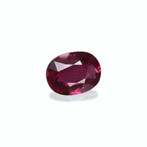 SL08-07 : 1.32ct Unheated Mozambique Ruby – 7x5mm