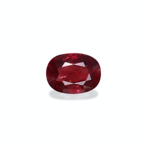 SL08-12 : 1.00ct Unheated Mozambique Ruby – 7x5mm