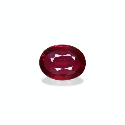 SL09-14 : 2.01ct Unheated Mozambique Ruby – 8x6mm