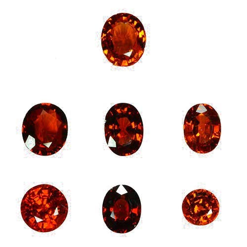 ST0004 : 21.06ct Spessartite