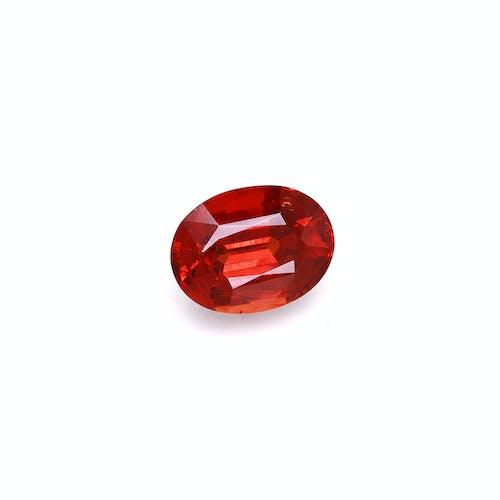 ST0399 : 12.10ct Fire Orange Spessartite