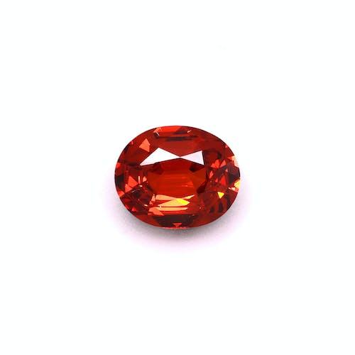ST0402 : 4.19ct Fire Orange Spessartite – 11x9mm