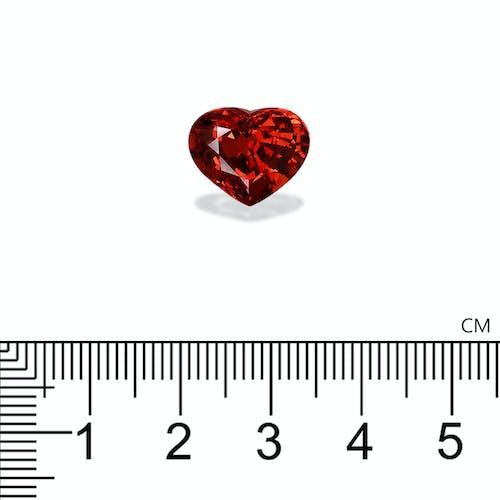ST0454 : 9.04ct  Spessartite – 13x11mm