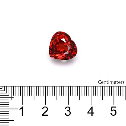ST0532 : 13.86ct Orange Spessartite