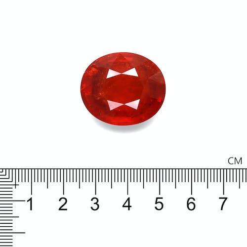 ST0573 : 65.18ct Fire Orange Spessartite