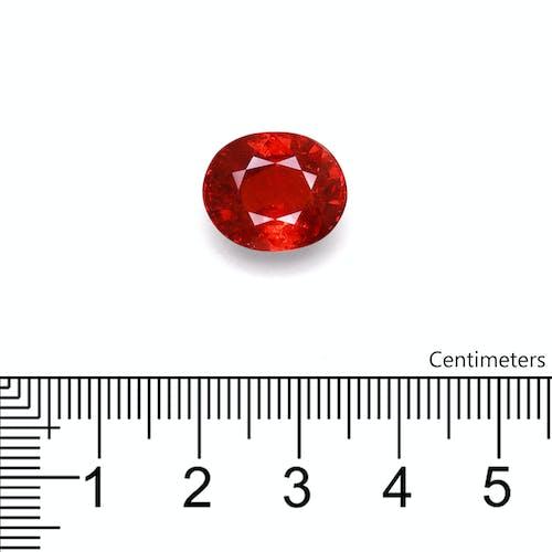 ST0726 : 12.17ct Ginger Orange Spessartite