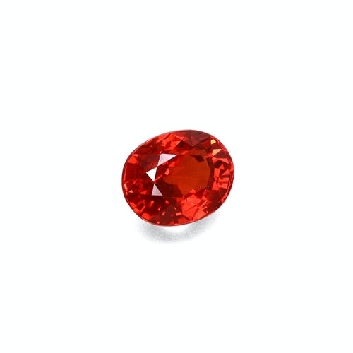 ST0753 : 4.17ct Orange Spessartite – 9x7mm