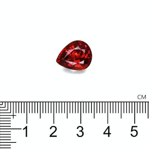 ST0920 : 8.76ct Fire Orange Spessartite