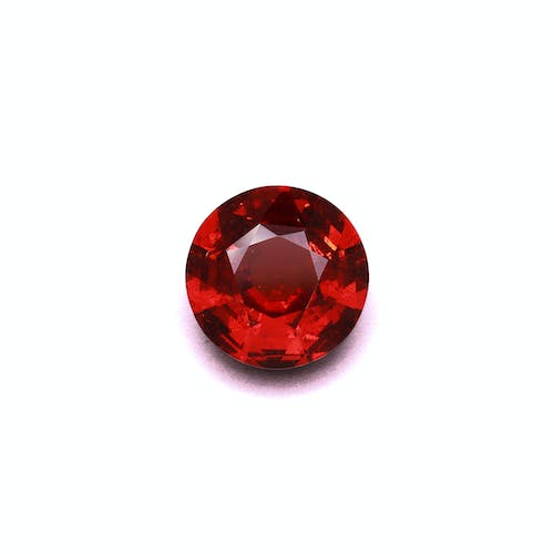 ST1008 : 9.42ct Red Spessartite – 13mm