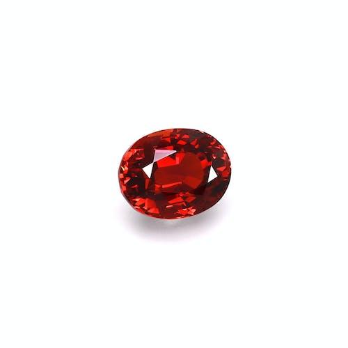 ST1011 : 12.45ct Crimson Red Spessartite