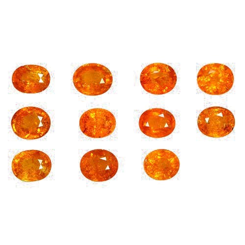 ST1065 : 52.54ct Spessartite