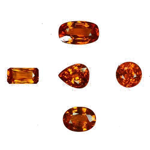 ST1133 : 18.64ct Spessartite
